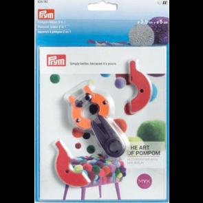 Pompon-Maker 2 in 1 S