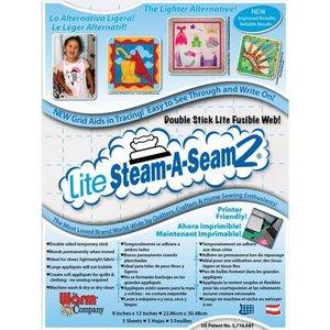 Lite Steam-A-Seam 2