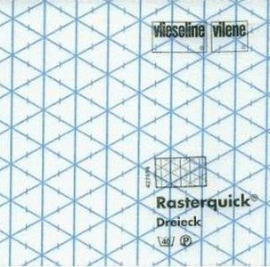 Rasterquick driehoek 60 graden